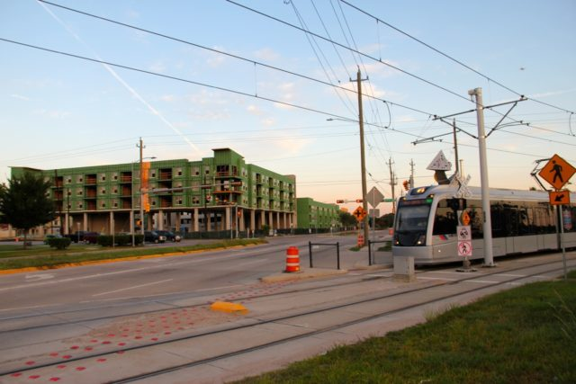 Griggs Road and Martin Luther King Jr. Boulevard. Photos: Raj Mankad.
