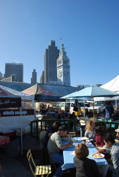 San Francisco Ferry Building Farmers' Market