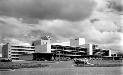 The Buildings of the Texas Medical Center Through the Years