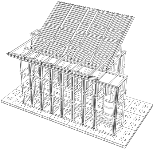 Schematic Drawing Of ReFRAME Courtesy UH