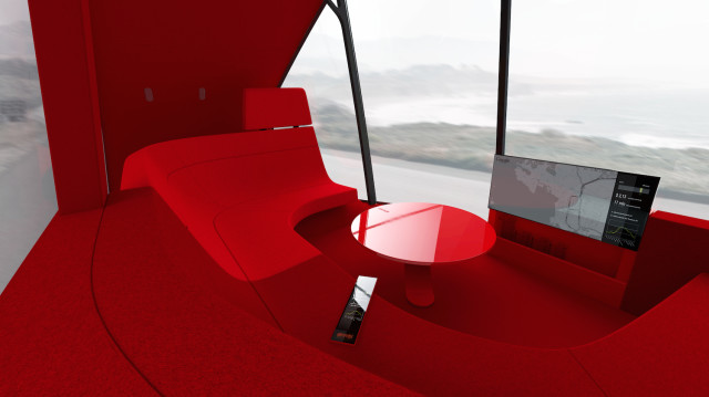ATNMBL interior by Mike and Maaike.