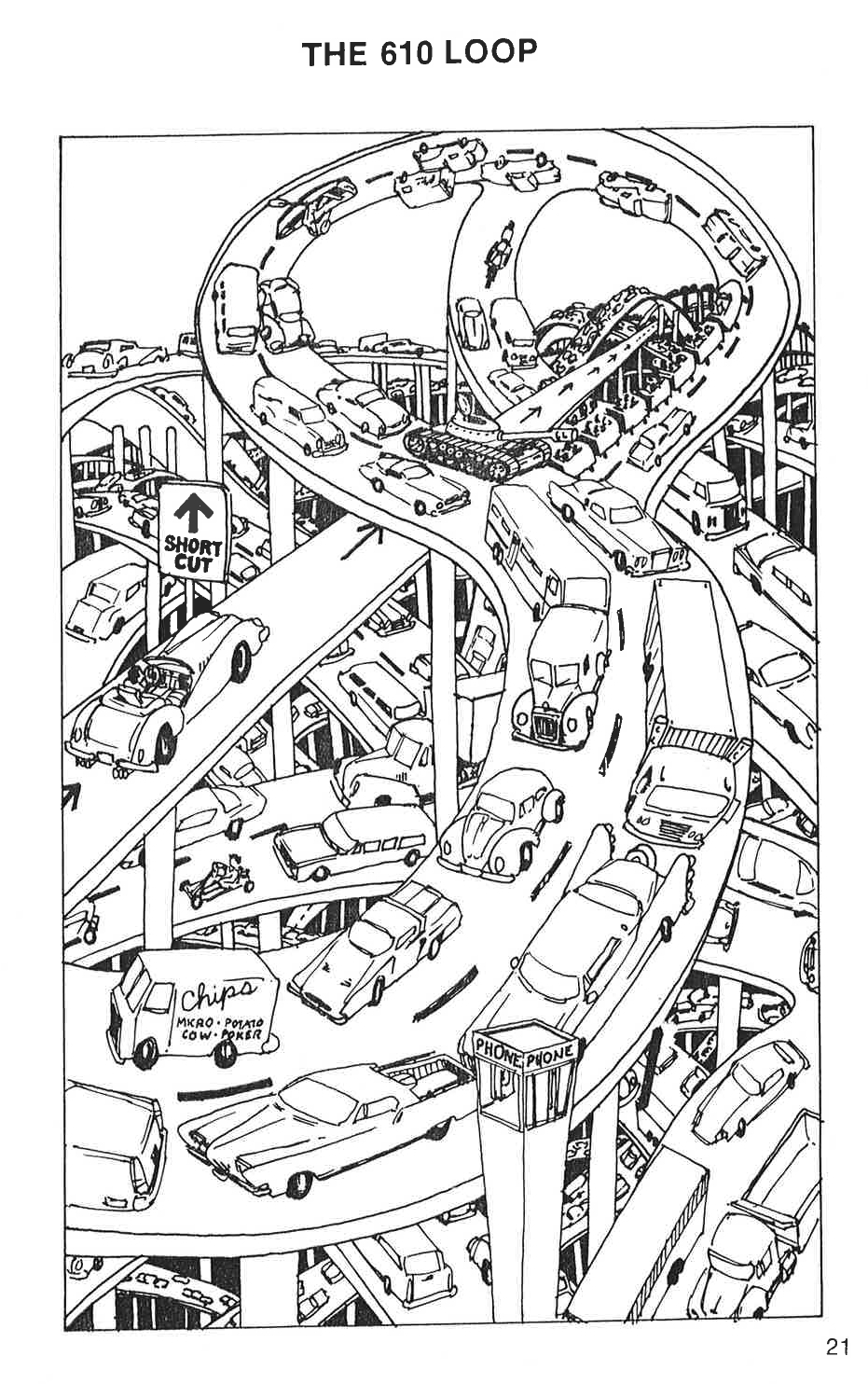 Traffic Panic: A Brief History of Farce, Frustration, and ...