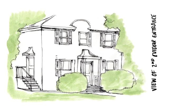 Duplex illustration by Sarah Welch.