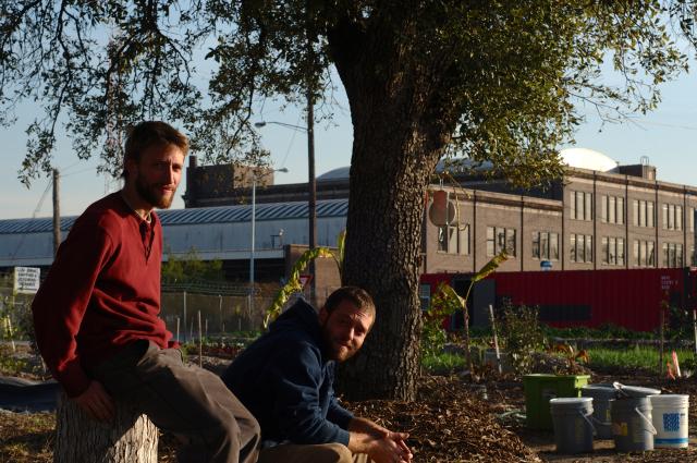 Thomas and Daniel Garcia-Prats at Finca Tres Robles. Photos: Nick Panzarella