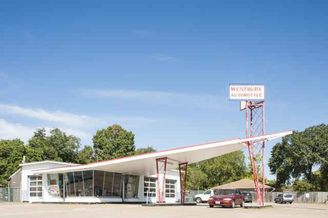 Westbury Automotive at 5502 W. Airport. Photo: Paul Hester.