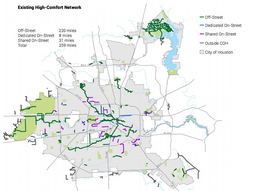 The Kingwood Greenbelt Houstons First Greenways  OffCite Blog
