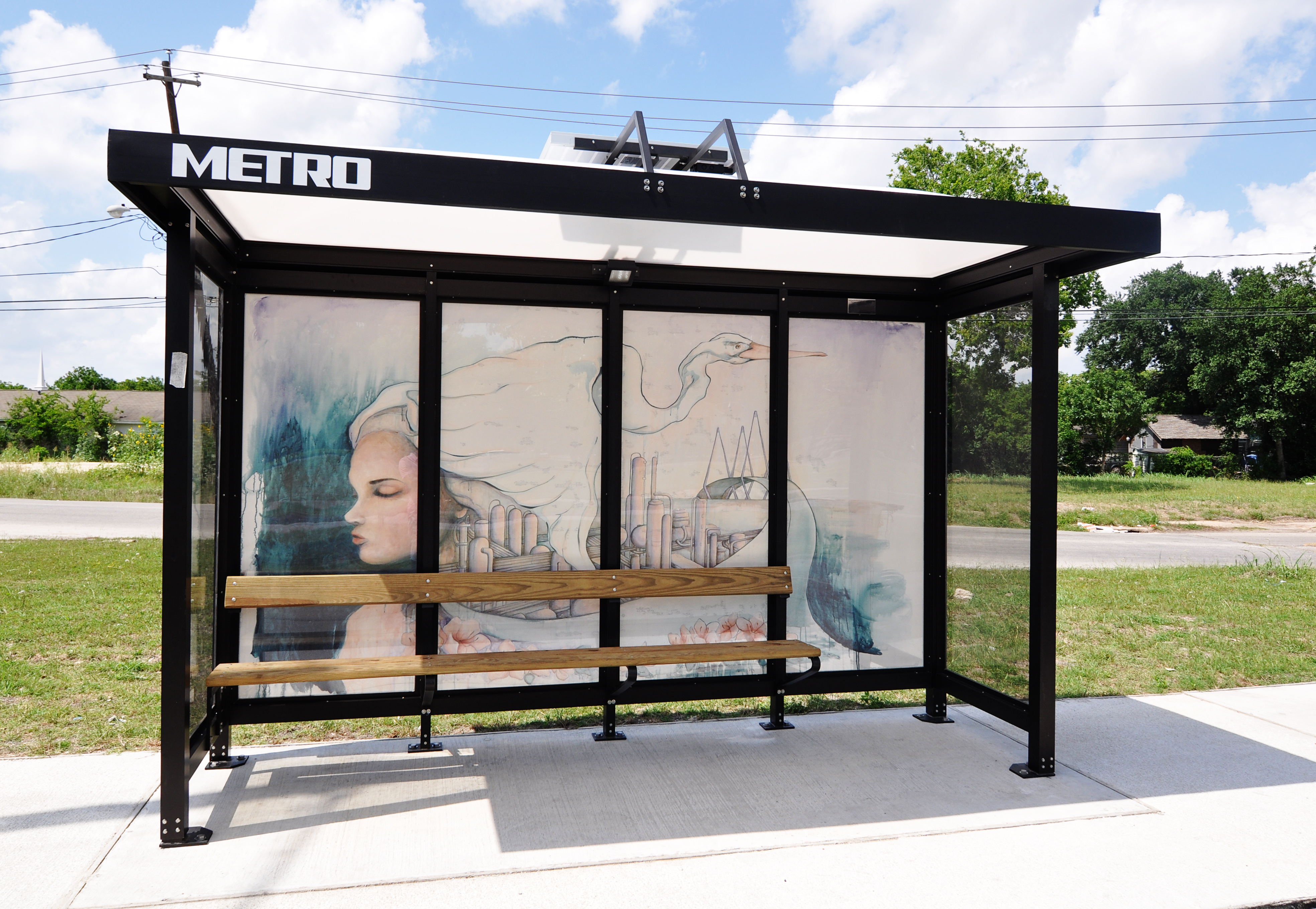 Bus Stop Shelters : Why bus shelters matter more than you think offcite