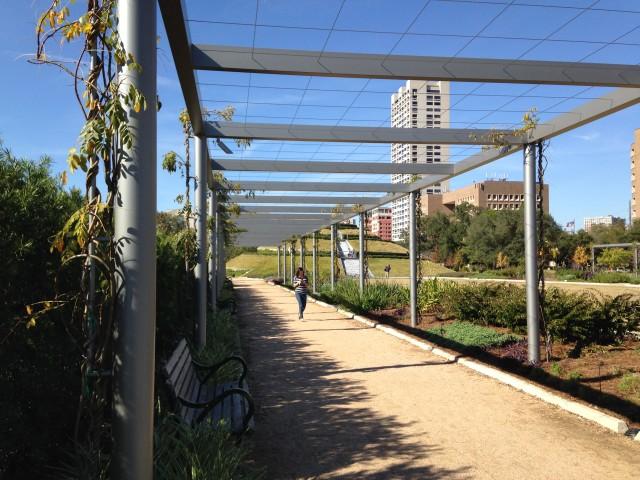 McGovern Centennial Gardens. Photo: Allyn West.