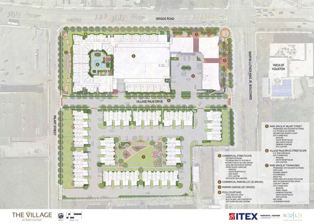 Plan courtesy Itex Group.