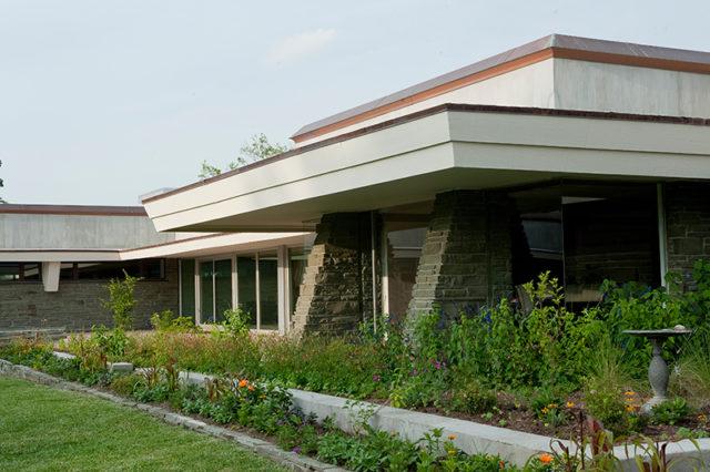 Gragg Building. Photo: Courtesy Harrison Kornberg Architects.